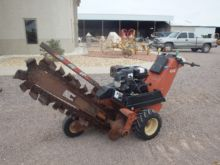 Used DITCH WITCH 102