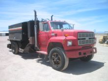 Used 1989 FORD F800