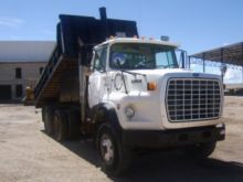 1986 CAMION C / DUMPE FORD
