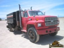 Used FORD F800 in Ci