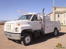 Used GMC C6500 in Me