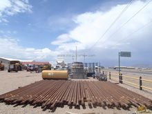 Drill pipe 33 JTS