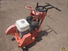 NORTON CONCRETE CUTTER