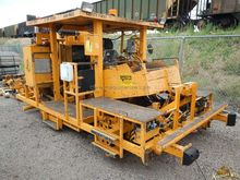 RAIL MAINTENANCE EQUIPMENT