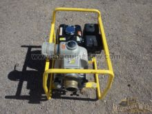 2012 WACKER WATER PUMP