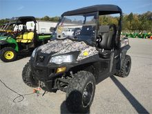 2014 COLEMAN OUTFITTER 800