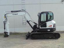 Used 2012 Bobcat E 8