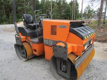 Used 2002 Hamm HD 13