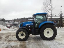 2013 New Holland T7.185 4WD