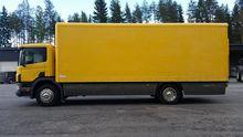 Used 1997 Scania P 9
