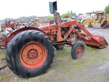 NUFFIELD FRONT END LOADER