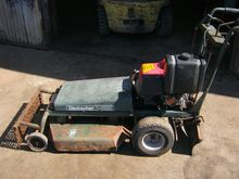 DEUTSCHER SELF PROPELLED MOWER