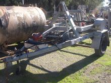 OTHER CABLE TRAILER - HYD WINCH
