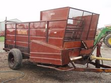GILTRAP M40 CENTRE FEED WAGON