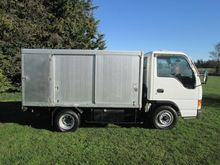 1999 NISSAN ATLAS BOTTLE TRUCK