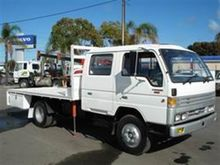 1992 FORD TRADER DUAL CAB