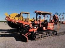 2000 DITCH WITCH HT 110