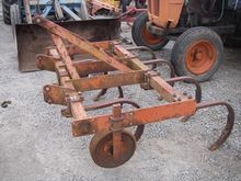 HOWARD CHISEL PLOUGH WITH DEPTH