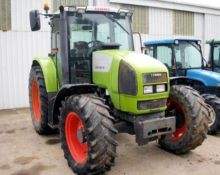 2009 CLAAS ARES 556