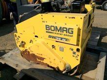 BOMAG BW-75-H WALK BEHIND ROLLE