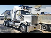 2012 WESTERN STAR CONSILLATION