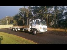 2007 FUSO FIGHTER
