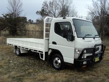 2012 FUSO CANTER 515 WIDE CAB