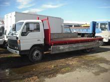1995 FORD TRADER 4 TON TIPPER