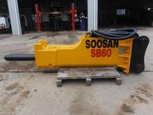 2009 SOOSAN SQ60TS-P