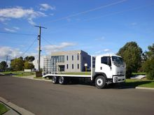 2010 ISUZU FVM1400 BEAVERTAIL T
