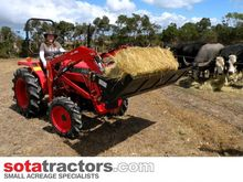 KUBOTA L1-24DT WITH 4 IN 1 FEL