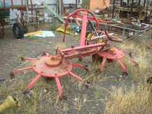 LELY ROTARY TWIN SPINNER