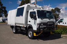 2012 FUSO CANTER Warrior 4x4 Of