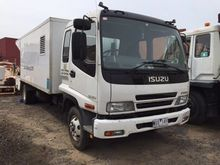 2007 ISUZU FRR525