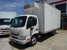 2013 HINO 300 SERIES - 616 IFS