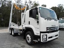 ISUZU FVZ 240-300 AUTO Medium