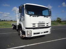 2008 ISUZU FTR900