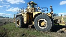 CATERPILLAR 690D WHEEL DOZER Ti