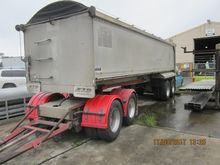 1998 MUSCAT TRAILERS 4AX97A