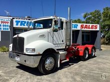 2006 KENWORTH T350 SPECIAL BUIL