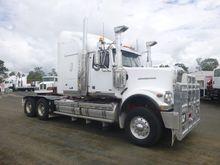 2012 WESTERN STAR 4964 FXC