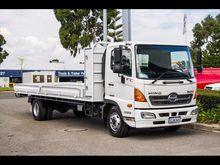 2013 HINO 500 SERIES - FC 1022