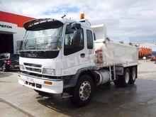 2001 ISUZU FVY1400 Tipper Truck