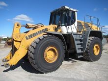 LIEBHERR L586 WHEEL LOADER