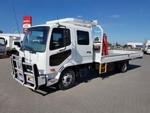 2012 FUSO FIGHTER 1024 Crew Cab