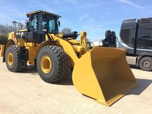 2015 CATERPILLAR 972M WHEEL LOA