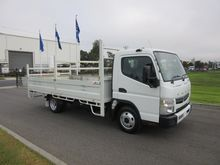 2016 FUSO CANTER 515 WIDE