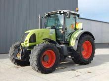 2011 CLAAS ARION 640-50 CEBIS T