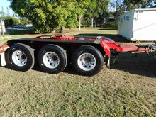 2012 ROAD WEST TRI-AXLE