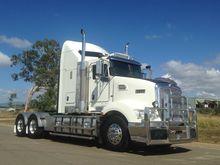 2012 KENWORTH T609